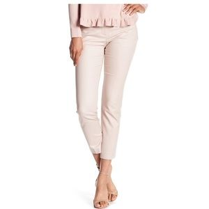 Adrianna Papell size 2 cropped chinos excellent co